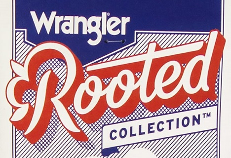 Джинсы Wrangler rooted made in USA